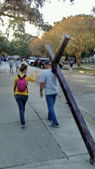 LSU Cross 1