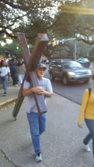 LSU Cross 2
